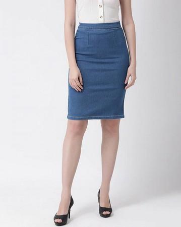basic straight skirt pattern