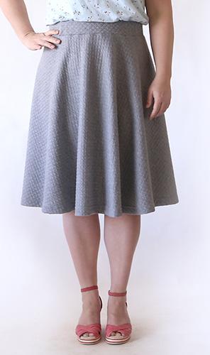 Circle Skirt Pattern Tutorial