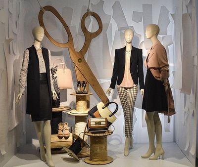 fashion visual merchandising