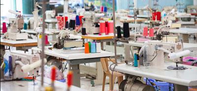 مشروع مصنع ملابس اطفال