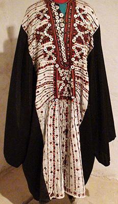 الملابس التراثية