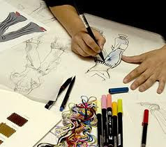 دروة تعليم تصميم الازياء