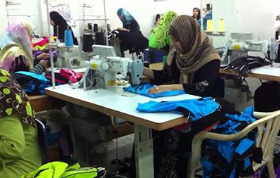 دراسة جدوي مشروع مصنع ملابس