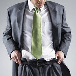 ملابس مضبوطة