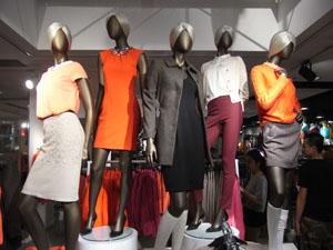 تسويق الملابس