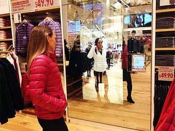 المرآة المسحورة