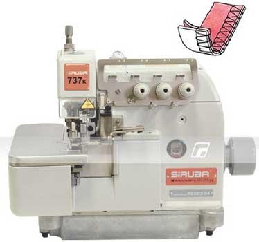 ماكينة خياطة اوفر لوك