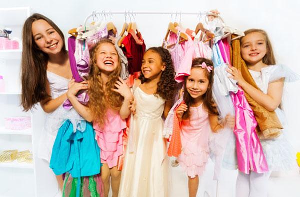 تصميم ملابس الاطفال