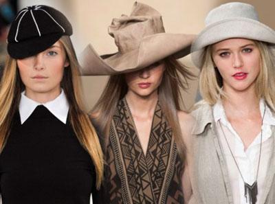 قبعات الراس