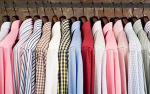 مجالات تنصيع الملابس