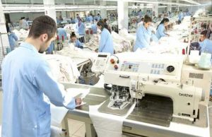 تصنيع الملابس