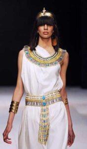 تاريخ الموضة المصرية
